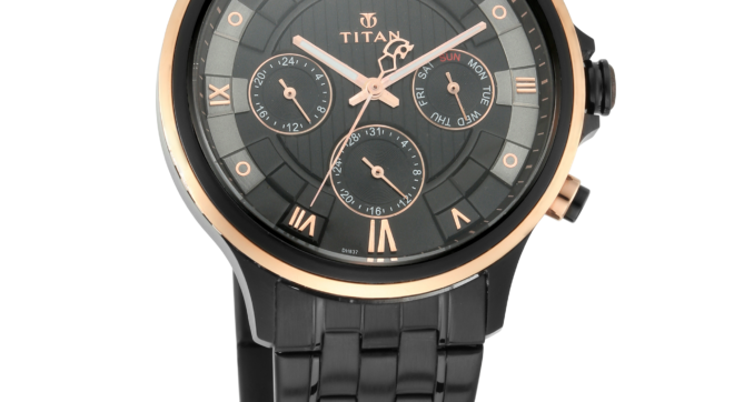 1787KM02 - INR 9995 - Titan Grandmaster collection