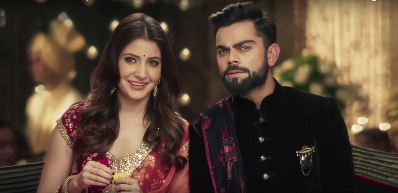 Virat-and-Anushka-Sharama